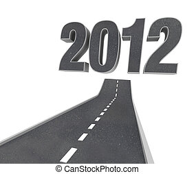 Road to 2012 - New Year Numbers in Future - The Road to...