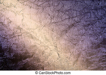 Abstract,wrinkled fabric like background - Unusually...
