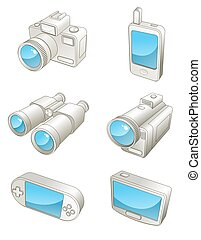 Travel electronic gadgets