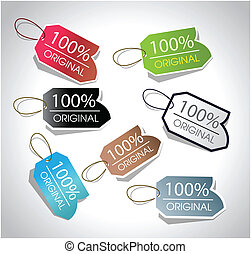 PROMOTION STICKERS - Stickers design
