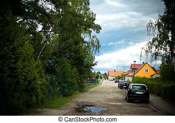 Wittenberge - Stadtansicht