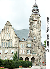 Rathaus - Wittenberge