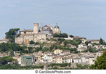 Amelia (Terni, Umbria, Italy) - The old town