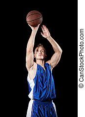 basquetebol, jogador