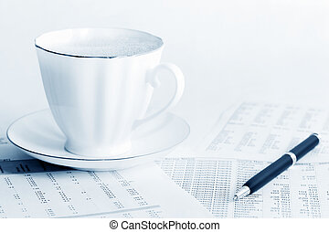 Coffee and accounting