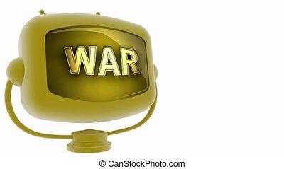 war on loop alpha mated tv
