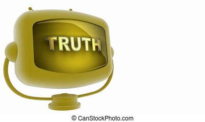 truth on loop alpha mated tv