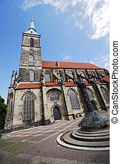 St. Andreas church in Hildesheim, Germany