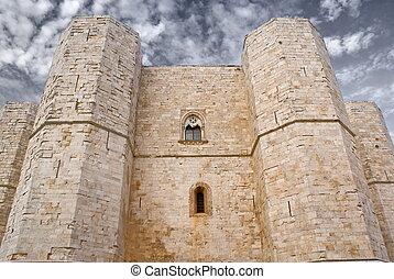 Castel, Del, monte
