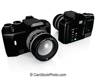 Two camera