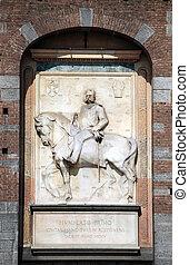 Milan - Castello Sforzesco, Sforza - Castello Sforzesco...