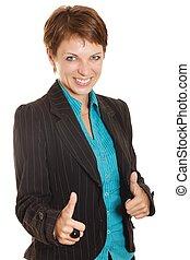 mujer, empresa / negocio, éxito