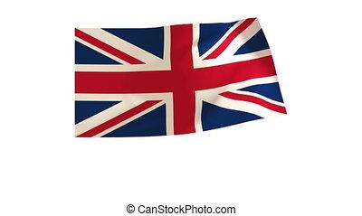 British Flag 013