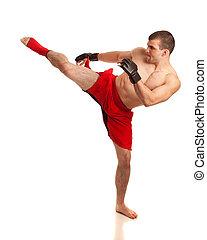 MMA, luchador