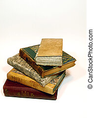 Old books (1700/1600) printed in italy