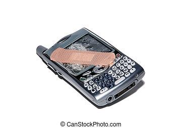 Smartphone - Broken cell phone