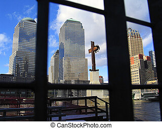 New York Ground Zero - Ground Zero in New York, NY
