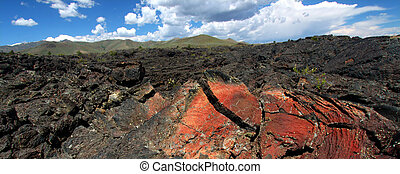 Craters of the Moon - Idaho