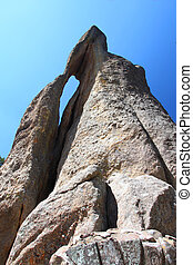 Needles Eye Formation - South Dakota - Needles Eye rock...