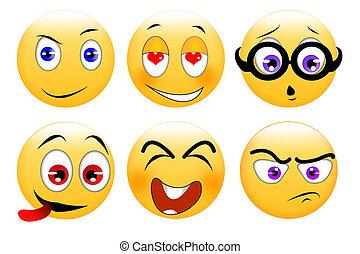 smilys - sweet smilys