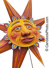 Summer Solstice Sun Prop - Seattle, Washington - June 18,...