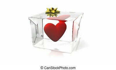 Gift of your heart