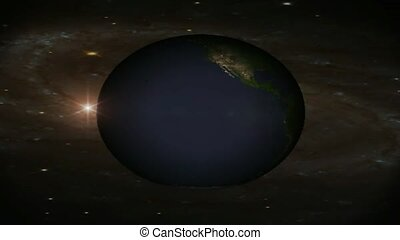 Earths orbit