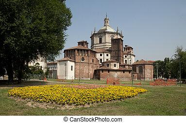 Basilica of Saint Lawrence (San Lorenzo) - The Basilica of...