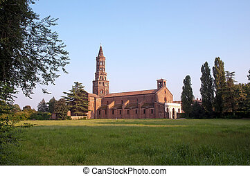 The Chiaravalle Abbey, Italy - Chiaravalle Abbey, dominion...