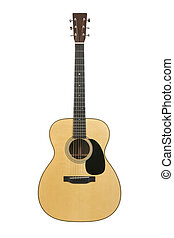 Steel-string Acoustic Guitar - High-end steel-string...