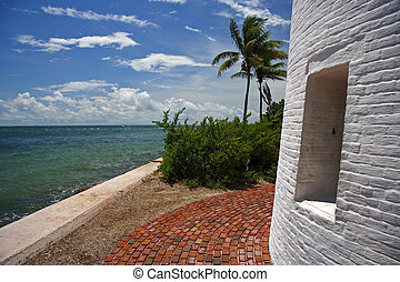 Cape Florida Light, Bill Baggs State Park, Miami