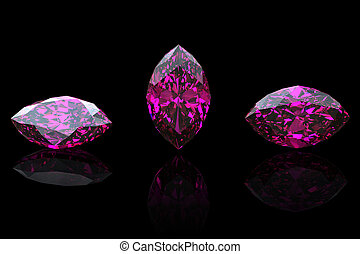 Marquis.Amethyst.Collections of jewelry gems