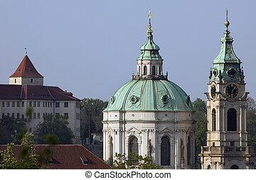 Prague - St. Nicholas Church