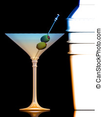Shaken Not Stirred - Shaken not stirred the drink made...