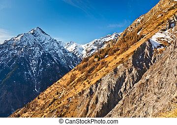 Alpin landscape
