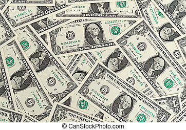 Cash dollar signs Texture