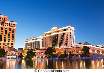 Las Vegas - 11 Sep 2010 - Bellagio Hotel Casino during...