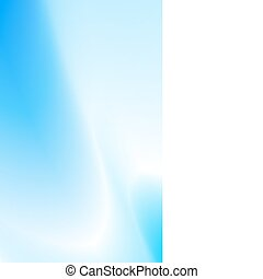 Blue move background - Abstract blue background portrait...