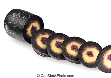 Black Carrot - Ancient type of carrot known for more than...