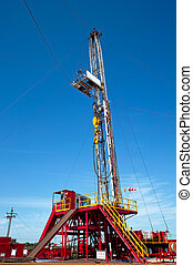 Land drilling rig