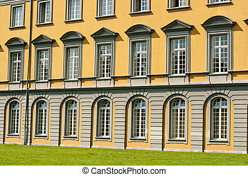 University of Bonn under the sun, Germany