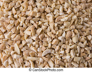 Crushed Nuts - Crushed Peanuts