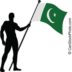 Pakistan Flag Bearer