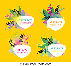 Vector background - Abstract vector background