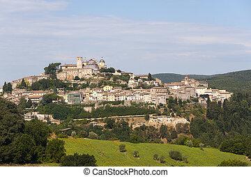 Amelia Terni, Umbria, Italy - The old town