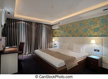 Hotel apartment