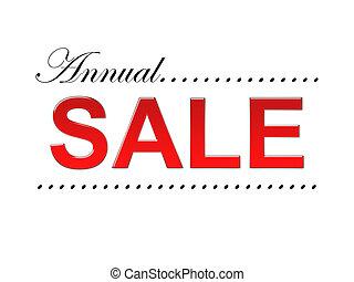 texto, anual, venda