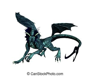Blue Dragon - 2