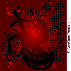 red dance and black women