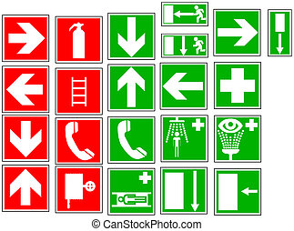 Signals - Warning and indication signals on isolated...